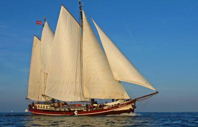 woche segeln wattenmeer